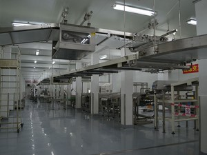 Bakery Cooling Conveyor